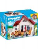 Scoala Playmobil
