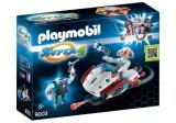 Super 4 - Skyjet, Dr. X Si Robot Playmobil