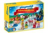 1.2.3 Calendar Craciunul La Ferma Playmobil