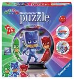 Puzzle 3D Eroi In Pijamale Motiv 1 Ravensburger
