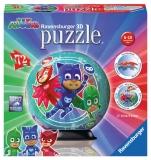 Puzzle 3D Eroi In Pijamale Motiv 2 Ravensburger