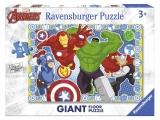 Puzzle Razbunatorii In Actiune Ravensburger