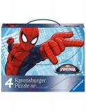 Puzzle Spiderman, 2X64, 2X81 Piese Ravensburger