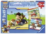 Puzzle Patrula Catelusilor M2 Ravensburger