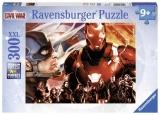 Puzzle Cpt America Vs Omul De Fier Ravensburger
