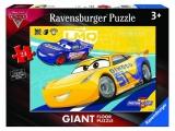 Puzzle Disney Cars, 24 Piese Ravensburger