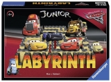 Joc Labirint Junior - Cars (Ro) Ravensburger