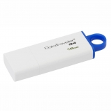 Memorie Stick USB Kingston DataTraveler DTIG4, 16GB, USB 3.0, Alb/Albastru