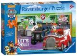 Puzzle Patrula Catelusilor, 35 Piese Ravensburger