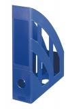 Suport dosare PP clasic albastru Herlitz